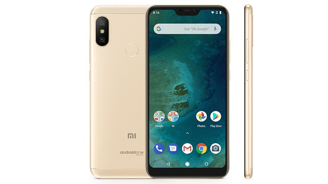 Mi A2 Lite all photo