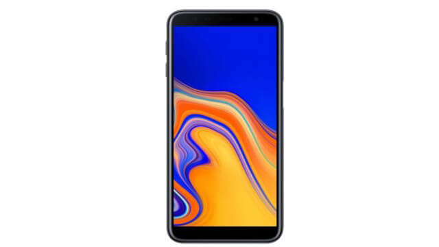 Samsung Galaxy J6 Plus front
