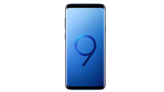 Samsung Galaxy S9 Plus bd