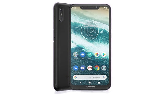 Motorola One Power bd