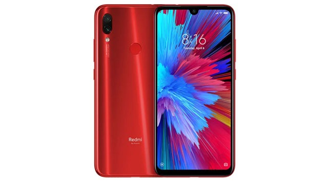 Redmi Note 7 bd