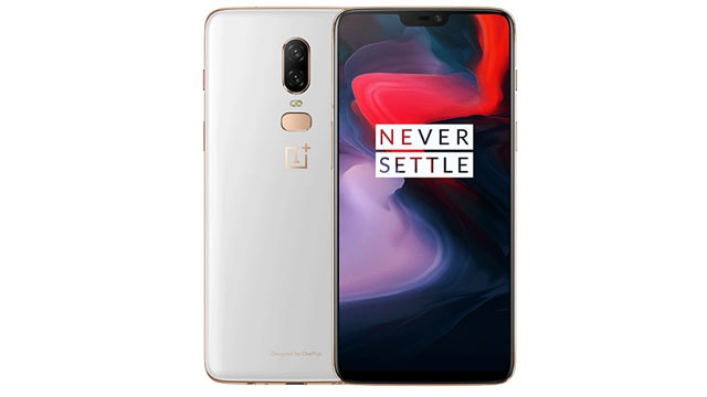 OnePlus 6 price & photo