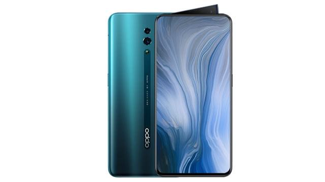 Oppo Reno10x Zoom price and photo