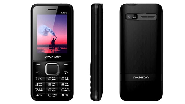 Symphony L130 price in bangladesh
