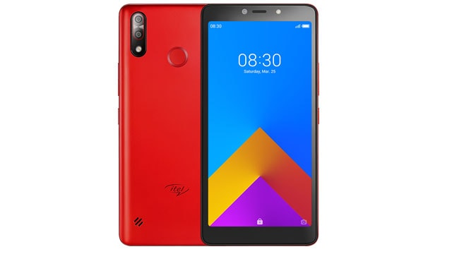 itel A55 picture