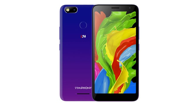 Symphony i74 price in Bangladesh