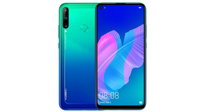 Huawei Y7p picture