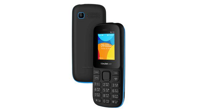 Symphony B120 price in Bangladesh
