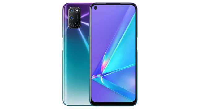 Oppo A92 photo