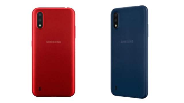 Samsung Galaxy M01 Price in Bangladesh