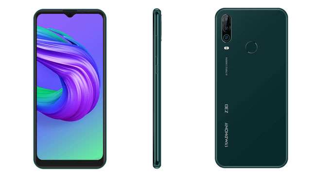 Symphony Z30 price in Bangladesh