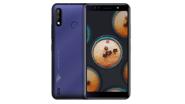 itel A36 picture