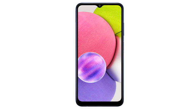 Samsung Galaxy A03S picture